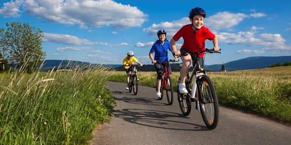 Cycle training for schools image
